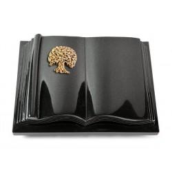 17 Grabbuch Antique/Indisch Black (Bronze Baum 3)