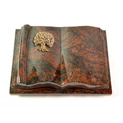 Grabbuch Antique/Aruba (Bronze Baum 3)