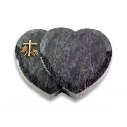 13 Grabstein Amoreux/Orion (Bronze Kreuz 1)